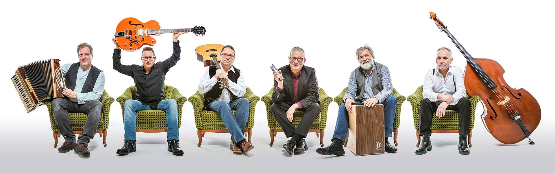 Band Hase & Co - Sepp Haselsteiner
