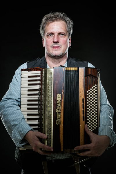 Martin Abel - Band Sepp Haselsteiner - Hase & Co
