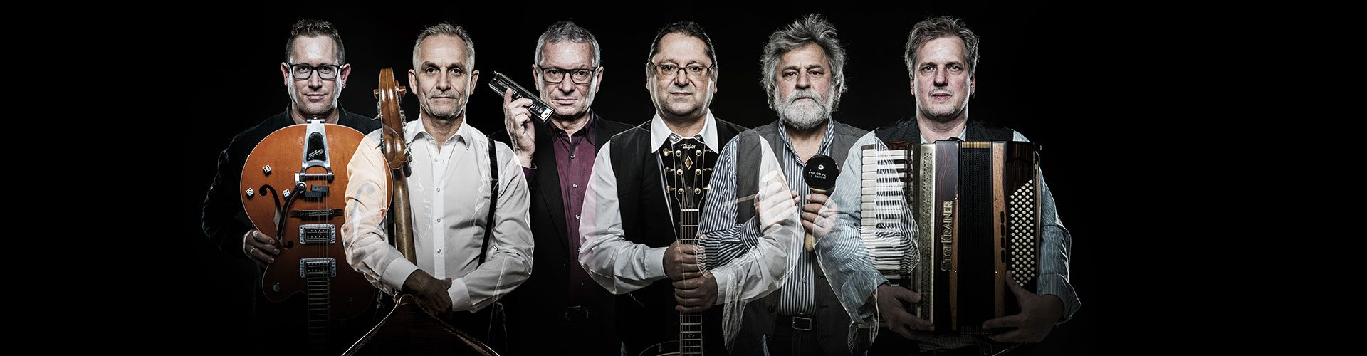 Band Hase & Co mit Sepp Haselsteiner